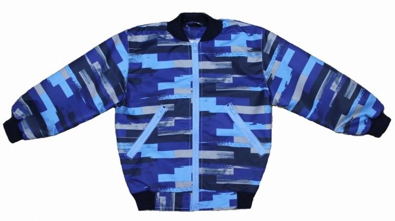 Куртка - бомбер арт. 4804_1