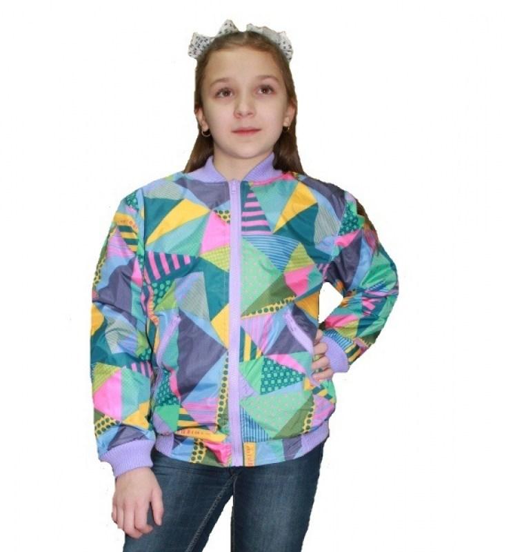 Куртка - бомбер арт. 4806_1