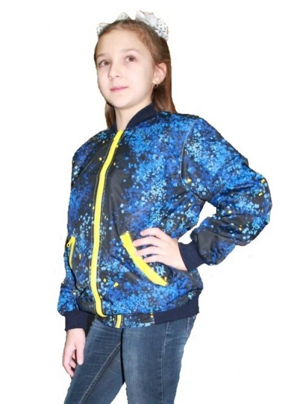 Куртка-бомбер арт. 4810_1