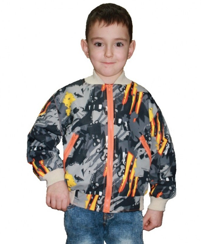 Куртка - бомбер арт. 4808_1